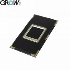 GROW R301T 小体积电容指纹采集识别模块 带手指触摸感应输出