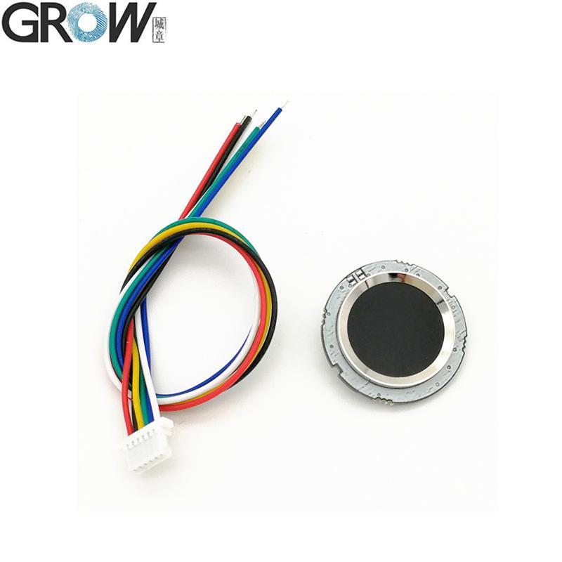 R502 圓形電容指紋模塊 4