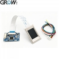 GROW R311 Big Sensor Area Capacitive Fingerprint Module Scanner For Arduino