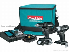Makita CX200RB 18V LXT Sub Compact Brushless Drill  Impact Driver Kit
