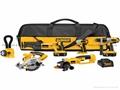 DeWalt DCK655X 18V XRP 6 Tool Combo Kit