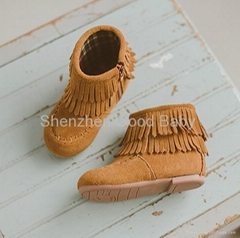 wholesale popular baby shoes black baby shoes cute baby moccasin