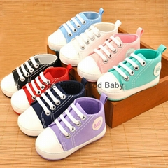Wholesale canvas shoes 2017 fashion flat summer school shoes children