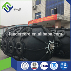 ISO17357 certificated pneumatic rubber fender