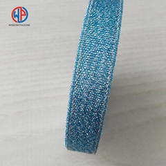 Wholesale color metallic ribbon for gift packing