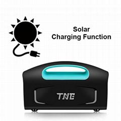 The portable solar generator ups