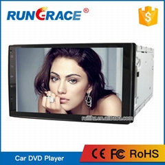 Rungrace Universal double din android 6.0 car radio