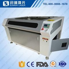 high quality Co2 cardboard laser engraving machine for sale