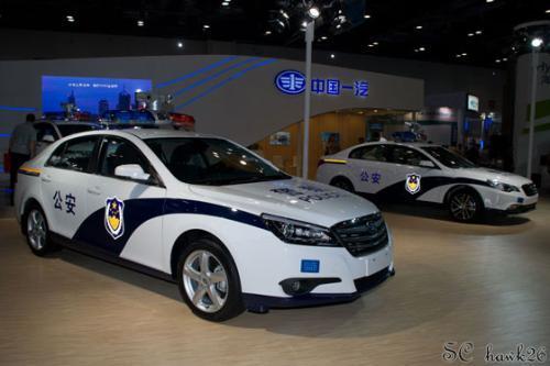 2018上海国际警用反恐应急装备博览会 1