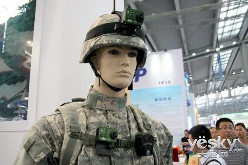 2018上海国际警用反恐应急装备博览会 3