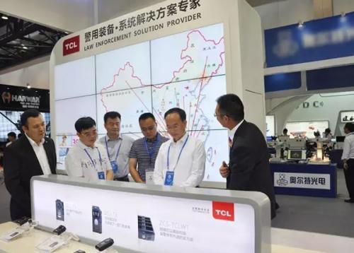 2018上海国际警用反恐应急装备博览会 5