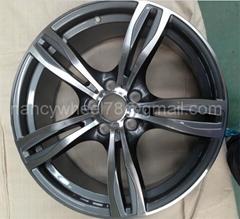 Aluminium alloy wheel ri
