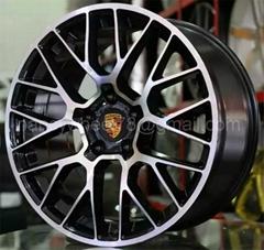 original car alloy wheel