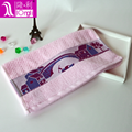 High quality Customized Carton design cotton face towel 4