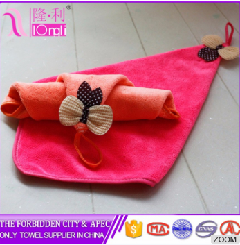 hot sale Manufacture customize microfiber cleaning hand towels 1