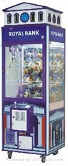 Amusement Kids Coin Operated Prize Game Electric Gift Machines
