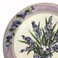 Hand Drawn White Wholesale Small Restaurant Ceramic Plates Dishes 3