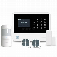 smart home gsm wifi alar