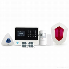 3g wifi gprs smart home