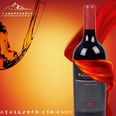 澳洲精装大袋鼠金标希拉重型瓶葡萄酒批发