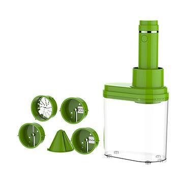 Spiralizer 3 blade vegetable slicer   Cut  vegetables 2