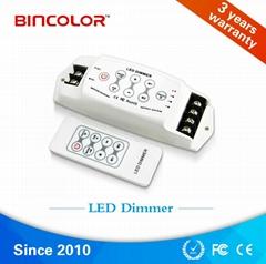 BC-311 單色頻閃跳變漸變LED調光器