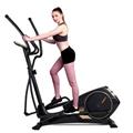 Elliptical trainer Classic Rear Drive home fitness euqipment workout machine  1