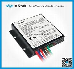 南京普天大唐升壓型鋰電池太陽能控制器