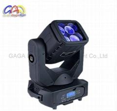 4PCS 25W DMX512 Super LED Beam Moving Head Light