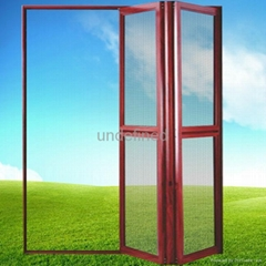 金刚网折叠纱门