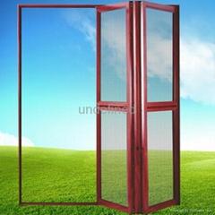 金剛網折疊紗門