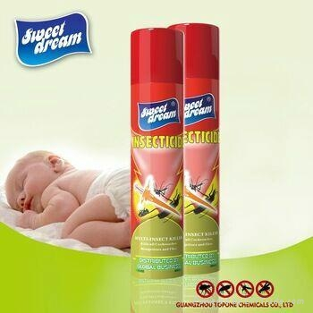 Sweet dream brand 750ml water base insecticide spray 1