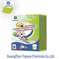 Topone Brand New  Natural Laundry Detergent Super Clean Safe Dryer Sheet 2