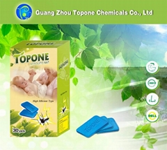 Topone Brand China mosquito repellent electronic mosquito killer mat
