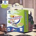 Topone Brand New  Natural Laundry Detergent Super Clean Safe Dryer Sheet 1