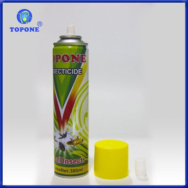 Topone Brand 300ml household product insecticide aerosol spray 1
