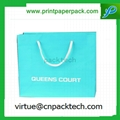 Luxury Present Please European Shopping Apparel Paper Bag 5