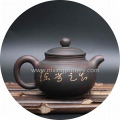 180ml Vintage Teapot Nixing Pottery Antique Tea Pots Pure Handmade Tea Set