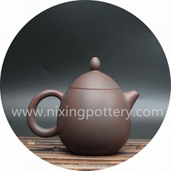 Pot china Pure Hand Engraving Dragon Egg Nixing Pottery Tea Pots Tea Set