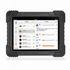 China Made ODM 9 Inch Android 5.1 Quad Core Automotive Inspection System Tablet