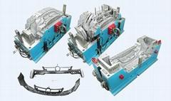 Automobile Bumper Mould  Manufacturer
