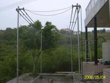 便攜式人工模擬降雨器
