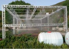 NLJY-10-03井架式大型野外人工模擬降雨系統