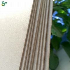 Low price and good quality paper binding cover carton gris strawboard paper