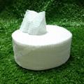 Removable cotton pad