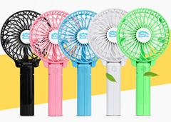 Wholesale electric desk personalized hand held folding fans