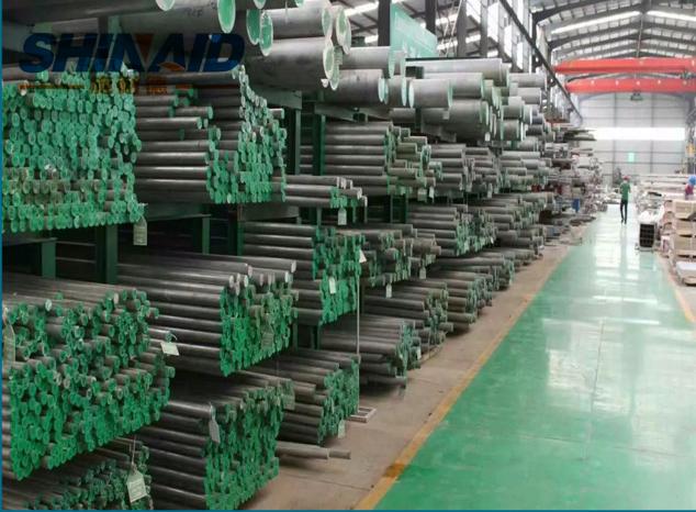 耐蝕性5A03超大鋁棒 1