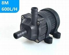 微型热水循环水泵 DC40D  扬程8米