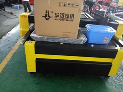 Jinan Cheap cnc plasma metal cutting machine with competitive price