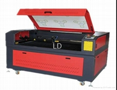Hot Sale CO2 Reci 150 Watts Laser Cutting Machine With Idustry Chiller cw500